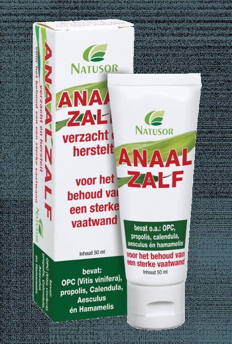 Natusor Anaalzalf 50 milliliter