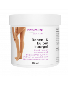 Naturalize Benen- & kuitenkuurgel 250 milliliter