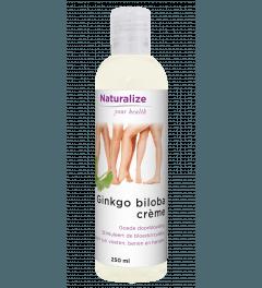 Naturalize Ginkgo biloba-crème 250 milliliter