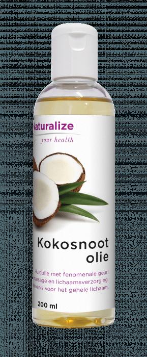 Naturalize Kokosnootolie 200 milliliter