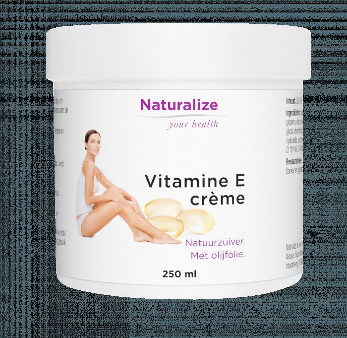 Naturalize Vitamine E-crème 250 milliliter