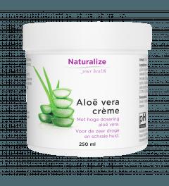 Naturalize Aloë vera-crème 250 milliliter