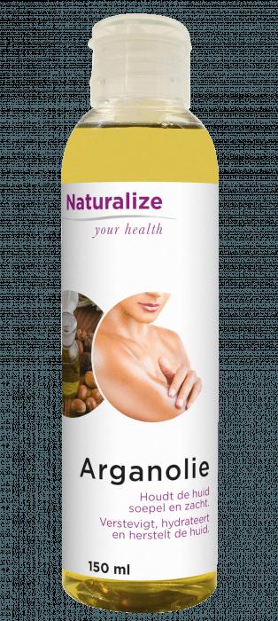 Naturalize Arganolie 150 milliliter