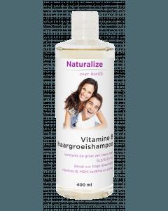 Naturalize Vitamine B-haargroeishampoo 400 milliliter