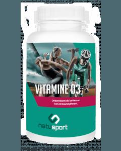 NatuSport Vitamine D3 75 mcg 360 softgel capsules