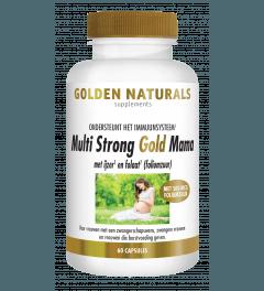 Golden Naturals Multi Strong Gold Mama 60 vegetarische capsules