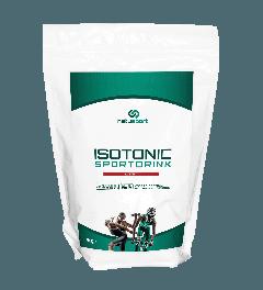 NatuSport Isotonic Sportdrink - Red Fruit Navulzak à 1 kilogram