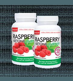 Natusor Duopakket Raspberry Ketone Burner+ 2 x 180 capsules