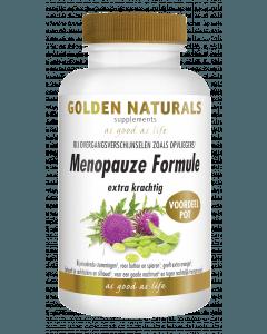 Golden Naturals Menopauze Formule extra krachtig 180 vegetarische capsules