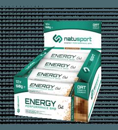 NatuSport Energy Performance Bar OAT Salty Peanut 12 x 40 gram