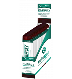 NatuSport Energy Performance Gel Cola-Caffeine 12 x 40 gram