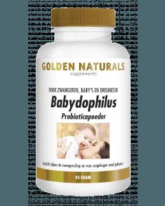 Golden Naturals Babydophilus Probioticapoeder 83 gram