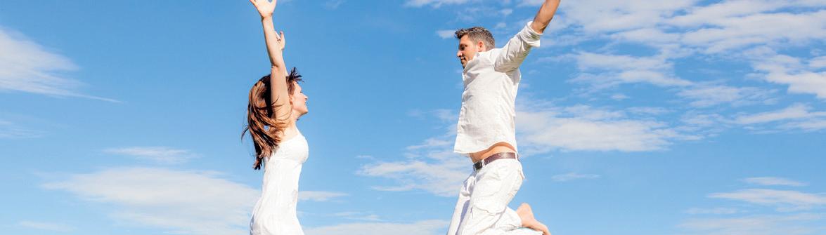 Activeer de natuurlijke energie in je lichaam!